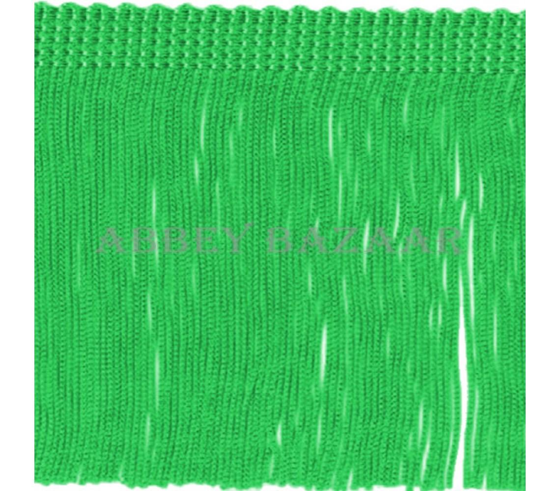 Tamara Chainette Fringe Light Green 50mm