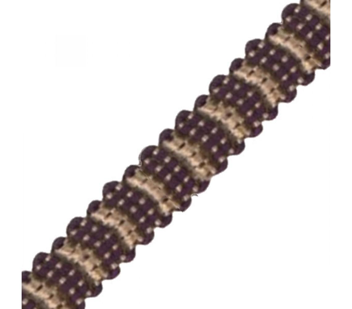 Antiquity Eggplant-Gold 10mm