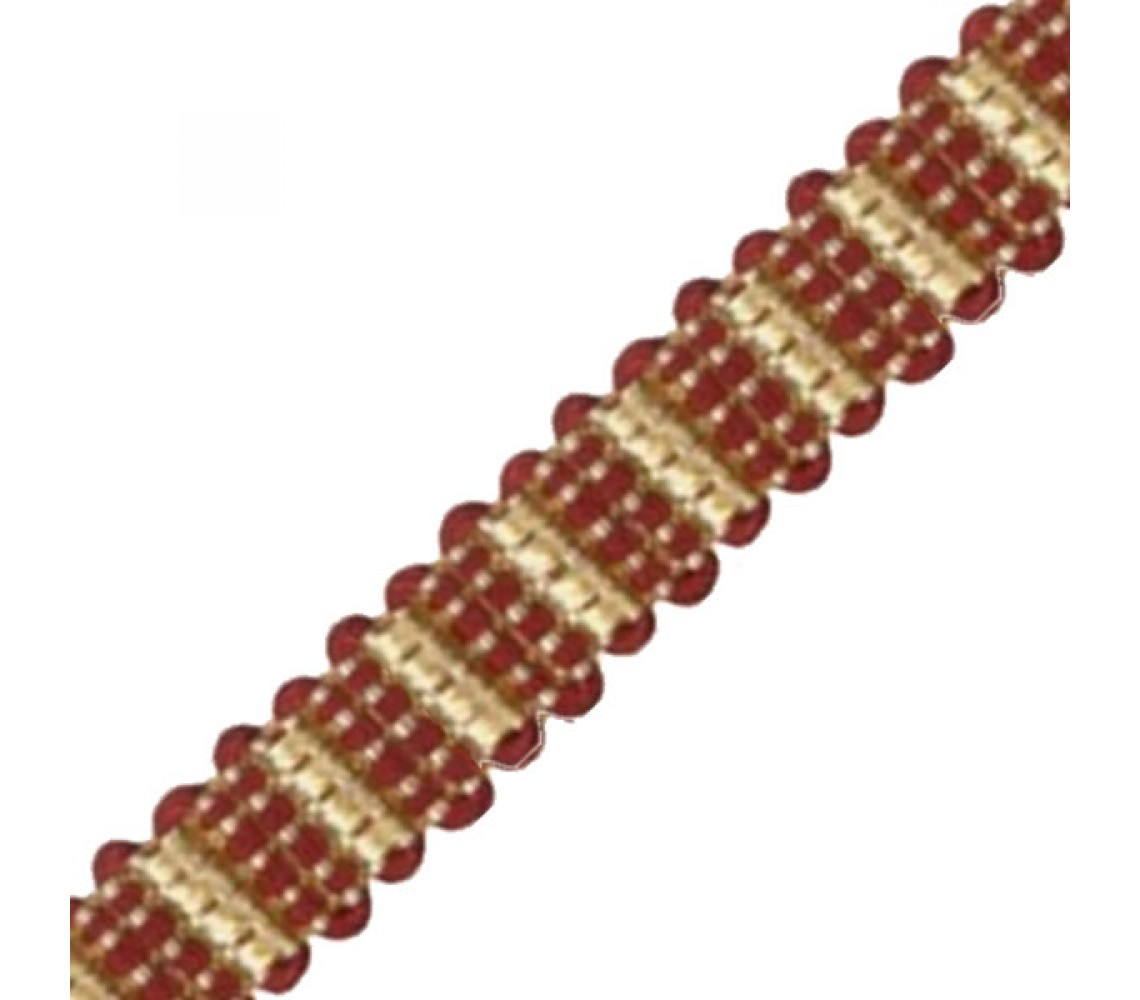 Antiquity Red-Gold 10mm